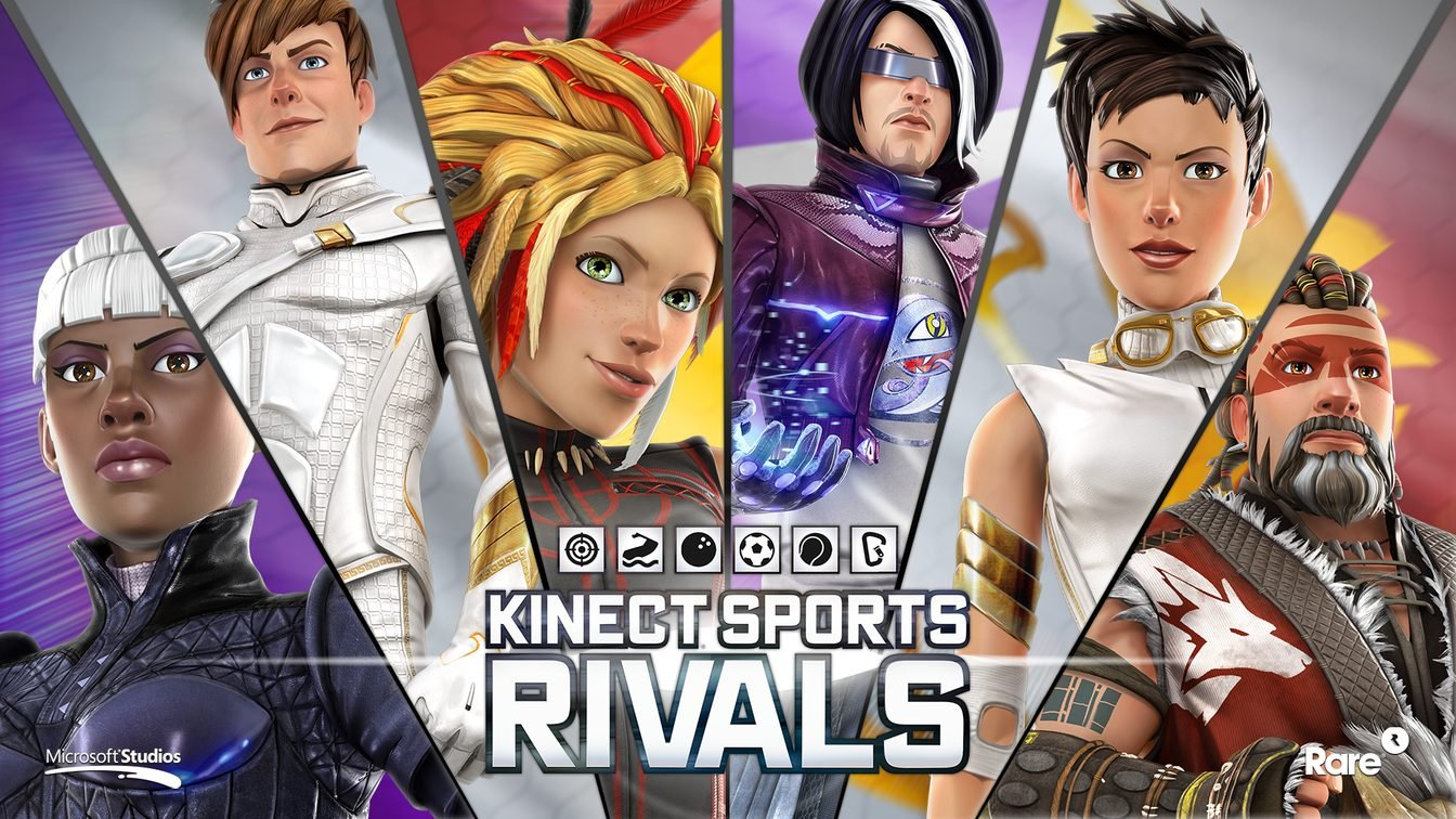 Imagen Kinect Sports Rivals (Xbox One)