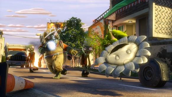 Plants vs. Zombies Garden Warfare: Un jardín de armas tomar