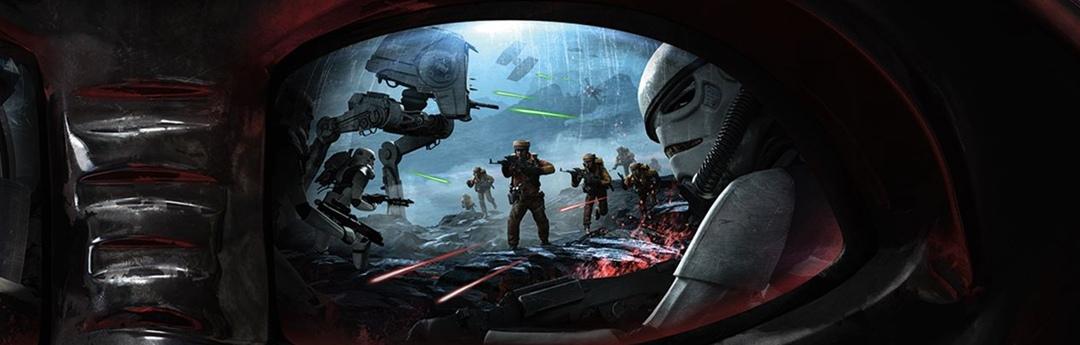 Star Wars Battlefront - Locos por Star Wars: Battlefront