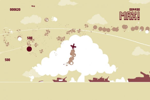 Luftrausers (PlayStation Vita)