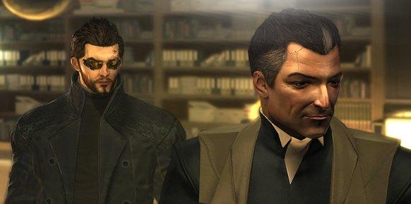 Deus Ex Human Revolution (Wii U)