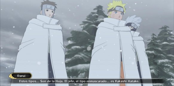 Naruto Ultimate Ninja Storm 3 - Full Burst