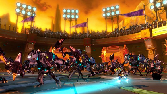Ratchet & Clank Nexus (PlayStation 3)