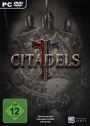 Car�tula oficial de Citadels PC