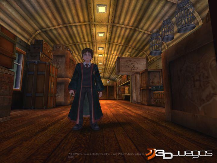 harry potter y el prisionero de azkaban juegos: