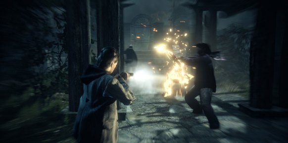 Alan Wake X360
