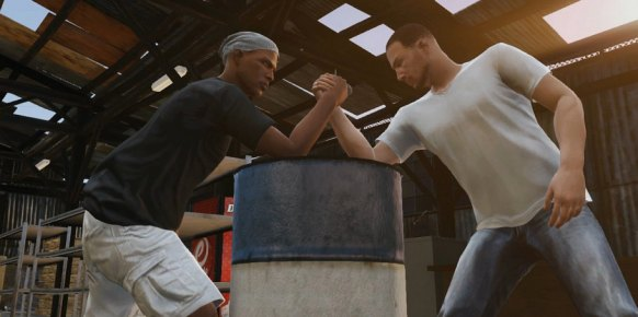 GTA Online (PlayStation 3)