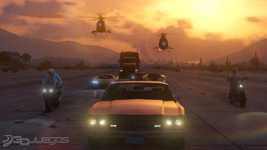 GTA Online - Impresiones Exclusivas