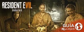 Guía completa de Resident Evil 7
