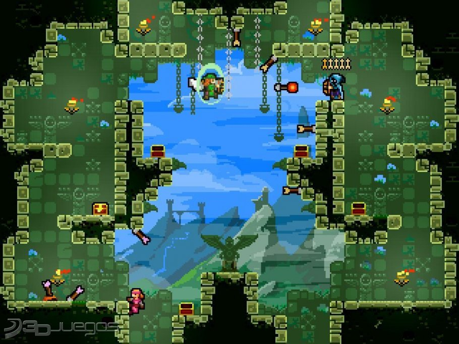 TowerFall Ascension - An�lisis