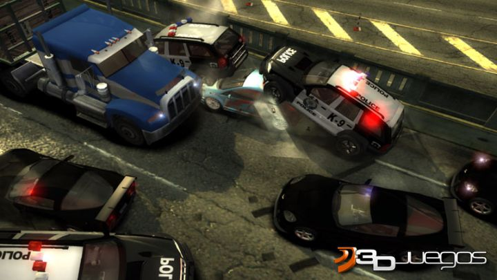 Need For Speed Most Wanted Para Pc 3djuegos