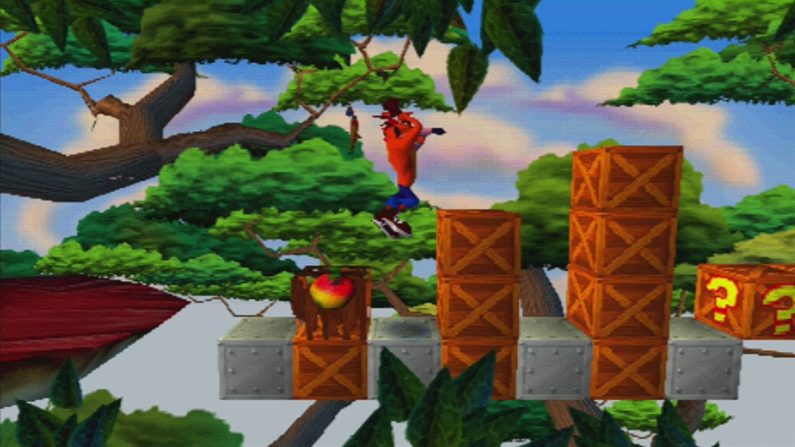 how to play crash bandicoot on ps3