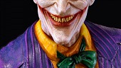 Esta estatua del Joker de Batman: Arkham Knight es una locura