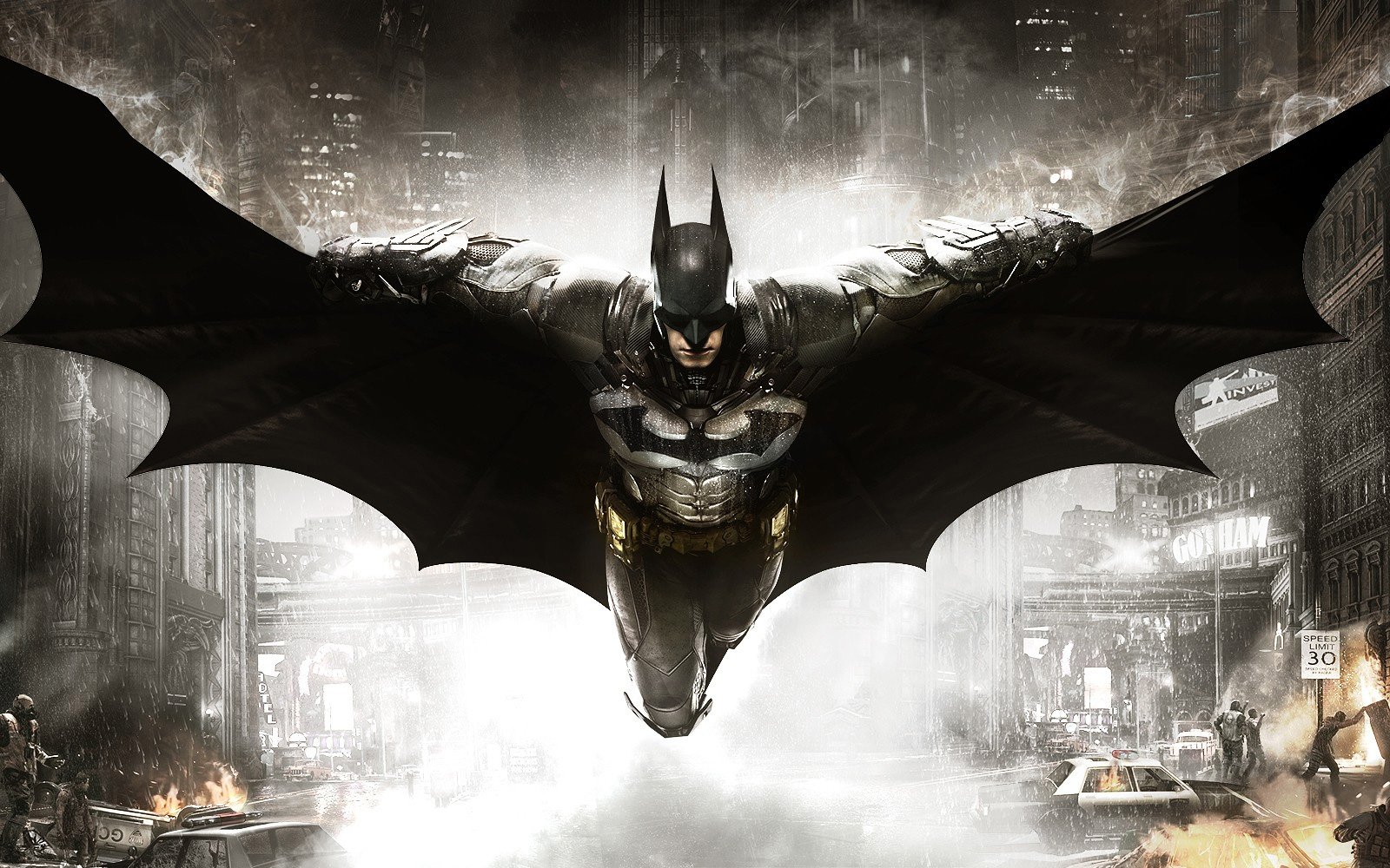 Fecha lanzamiento Batman Arkham Knight
