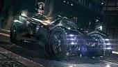 Video Batman Arkham Knight - Carrera Batmóvil