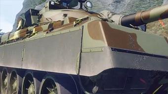Video Armored Warfare, Tráiler: Lords of War