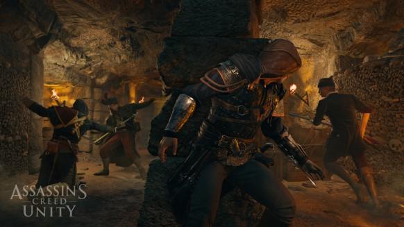 Assassins Creed Unity: Sí, es un Assassin's Creed next-gen