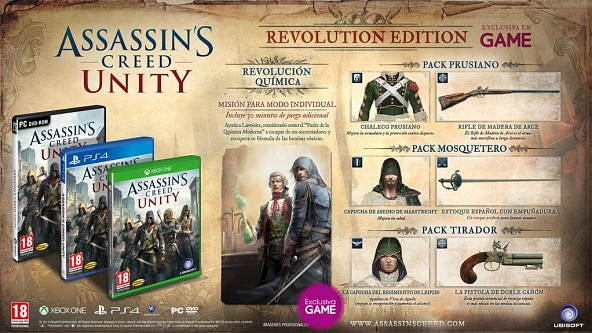 Revolution Edition (Exclusiva Game)