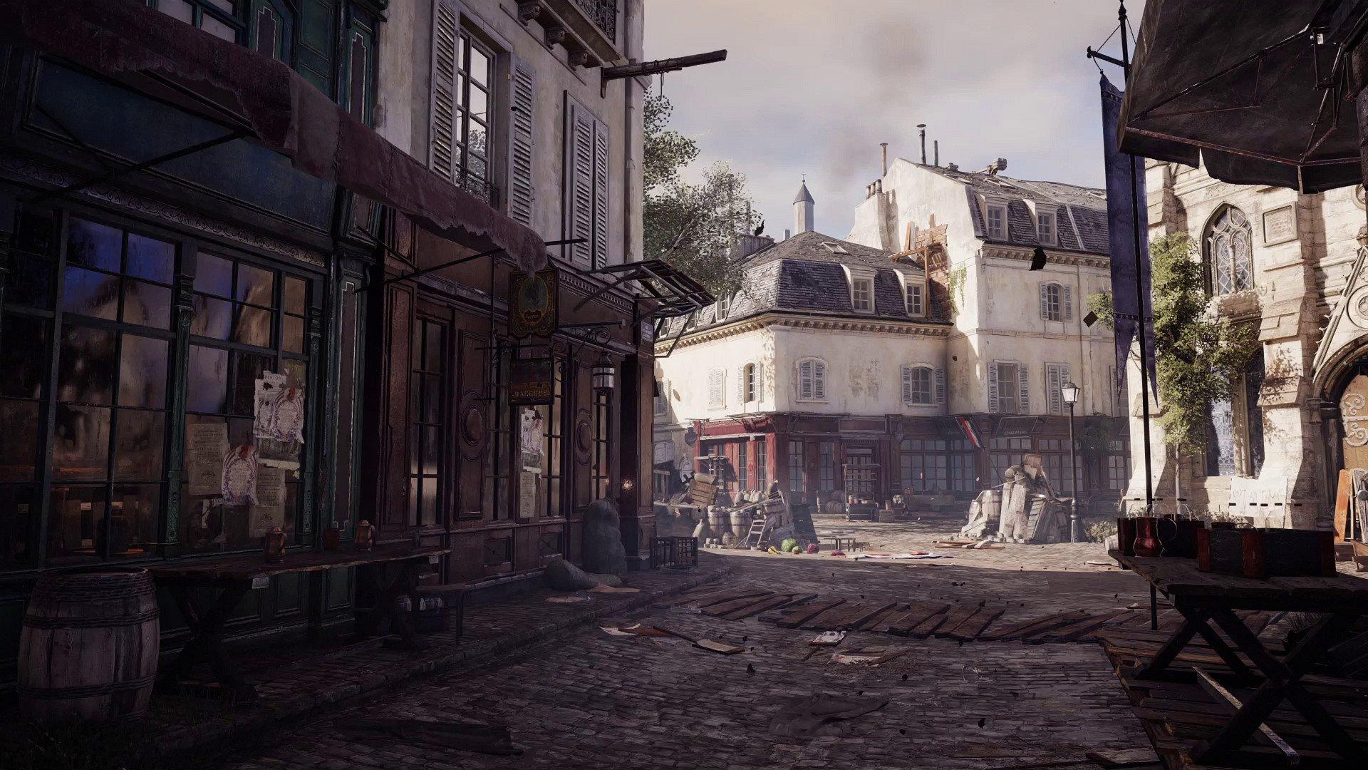 assassin  039 s creed unity 2492275 با اولین تصاویر از Assassin's Creed : Unity همراه شوید : بازی تنها بر روی نسل هشتم منتشر خواهد شد