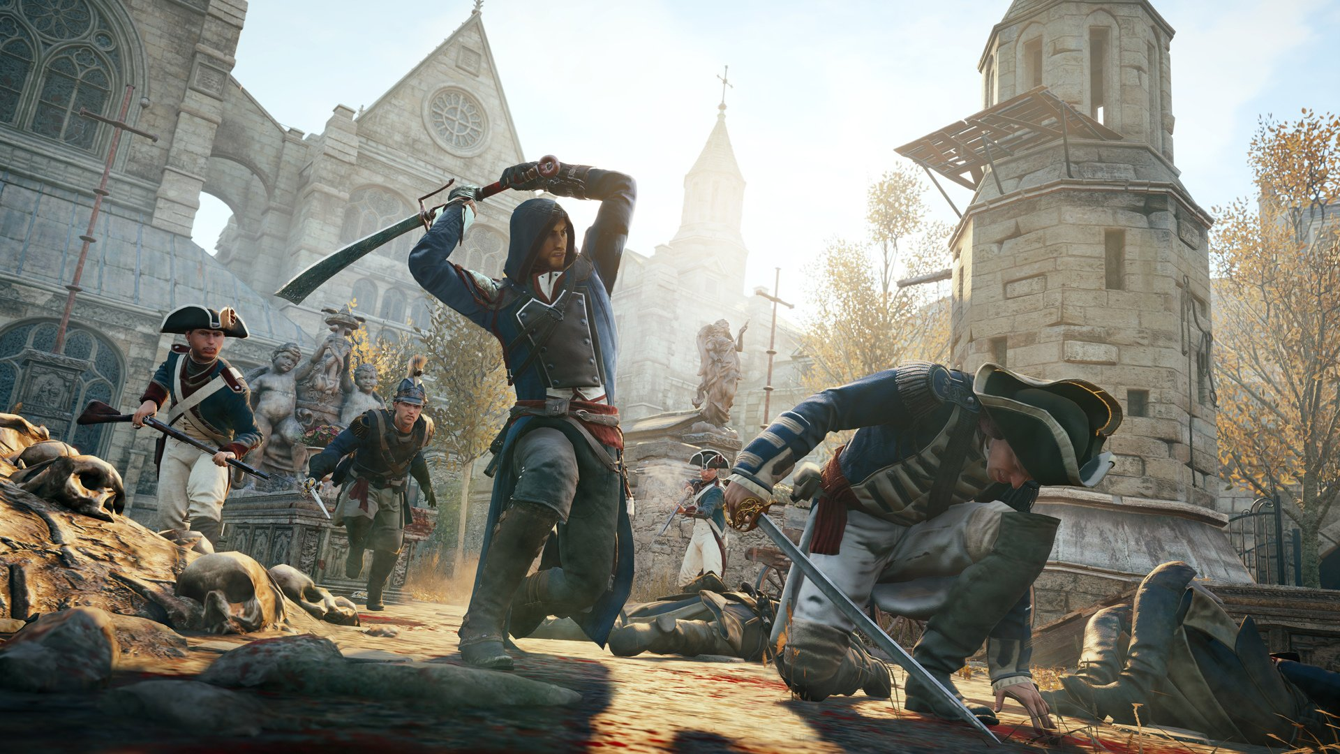 Análisis de Assassin's Creed Unity para PS4 - 3DJuegos