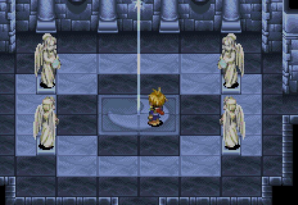 Imagen Golden Sun (Wii U)