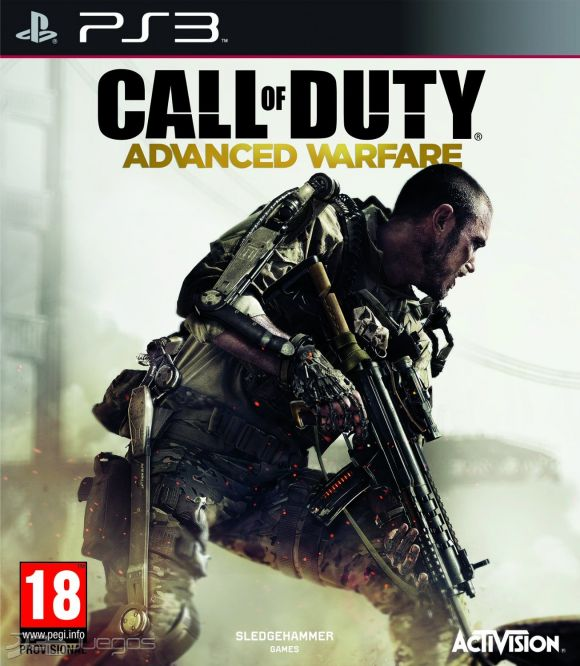 Call Of Duty Advanced Warfare [MULTILANGUES] [PS3]
