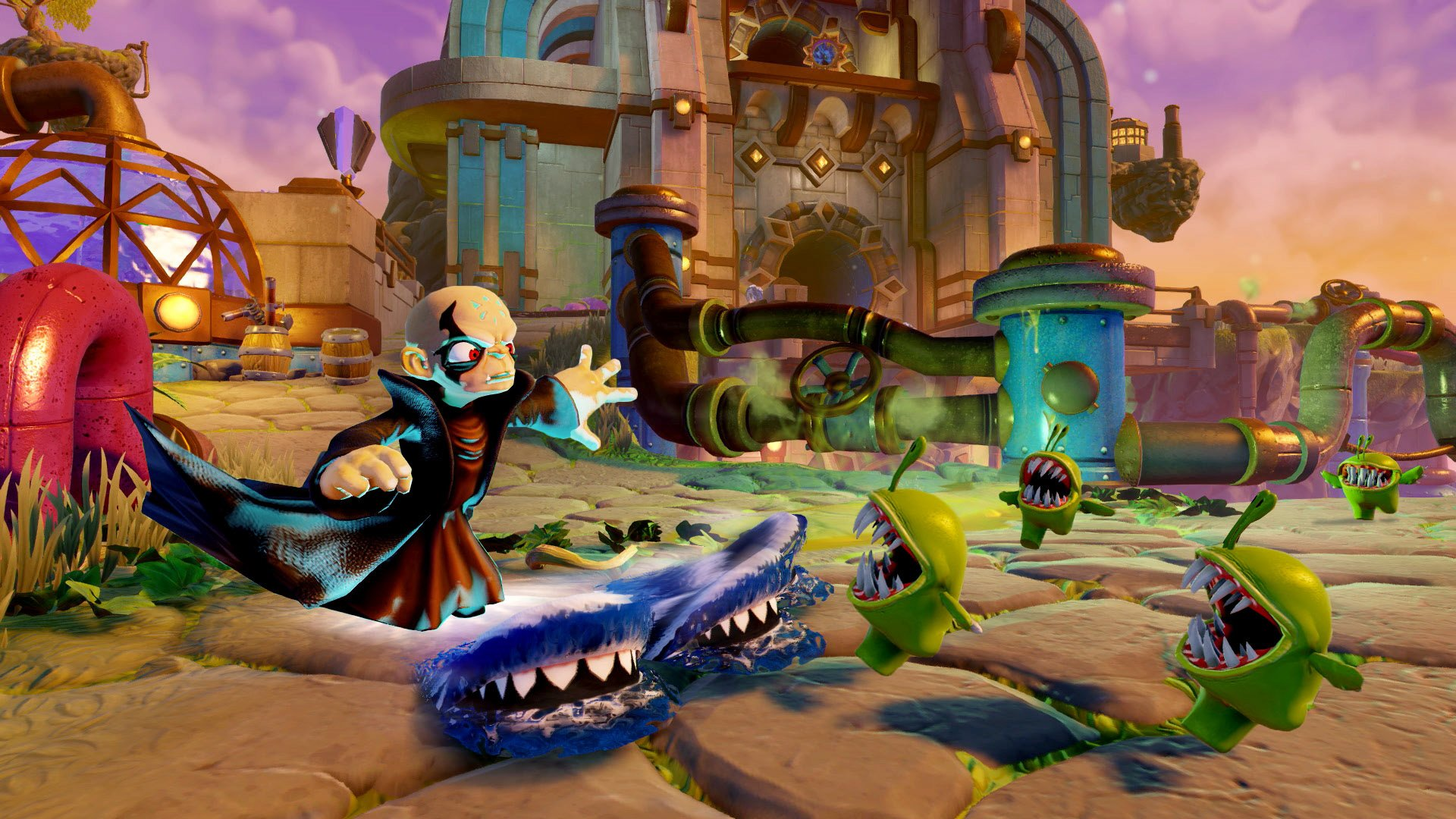 Skylanders trap team para ps4 3djuegos - Fotos trap ...