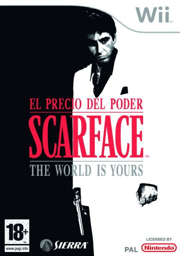 Car�tula de Scarface: the World is Yours