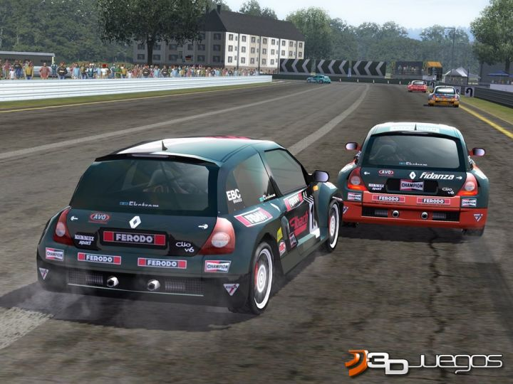 toca race driver 3 pc psp ps2 xbox 3djuegos. Black Bedroom Furniture Sets. Home Design Ideas
