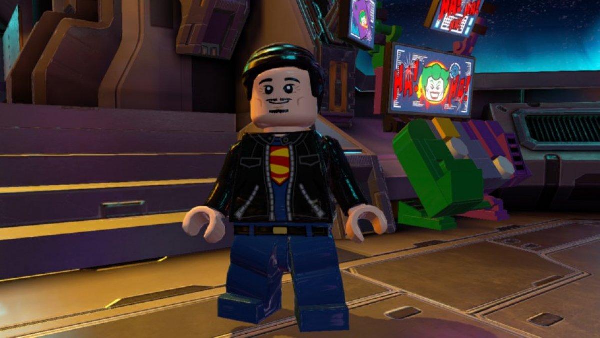 V deo lego batman 3 tr iler de personajes famosos hd for Videos de lego batman