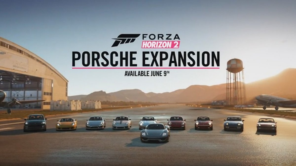 video de forza horizon 2 porsche expansion dlc xone 3djuegos. Black Bedroom Furniture Sets. Home Design Ideas
