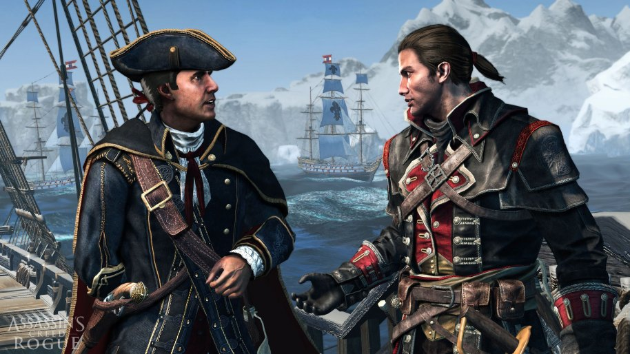 Assassin's Creed Rogue análisis