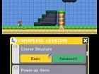Super Mario Maker - Pantalla