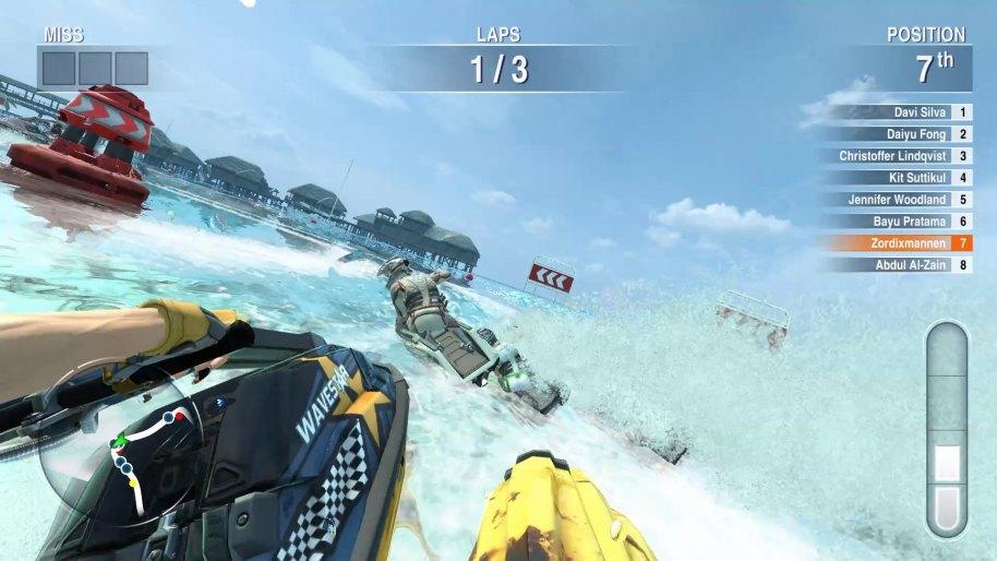 Aqua Moto Racing Utopia análisis