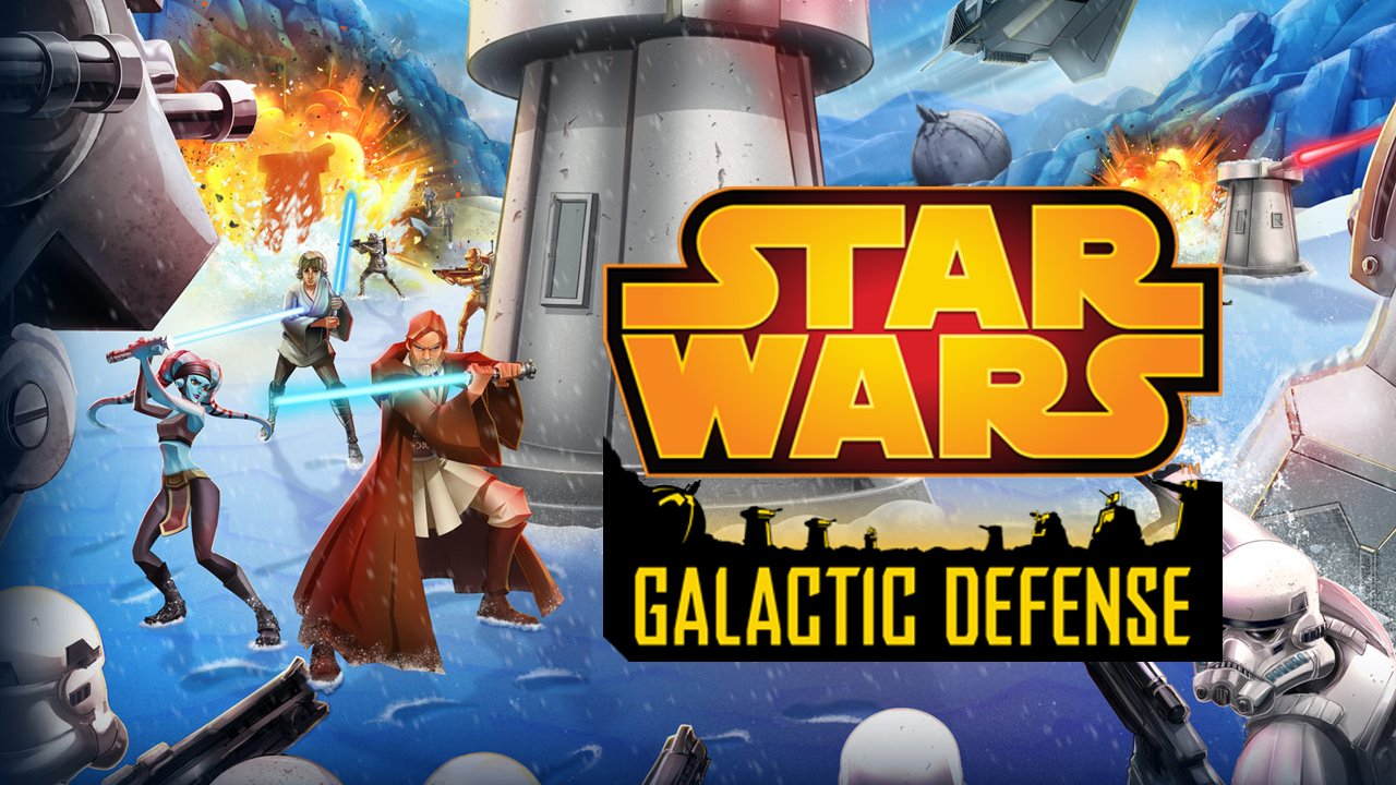 Star Wars Galactic Defense game coming soon to Android ...
