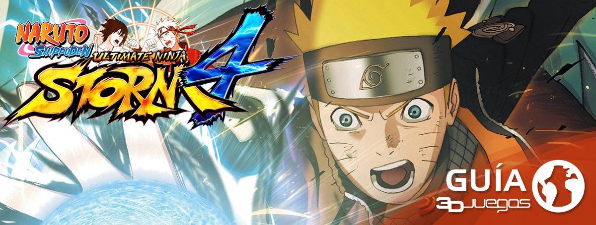 Gu�a de Naruto: Ultimate Ninja Storm 4