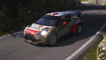 Video Sébastien Loeb Rally Evo, Versión Demo