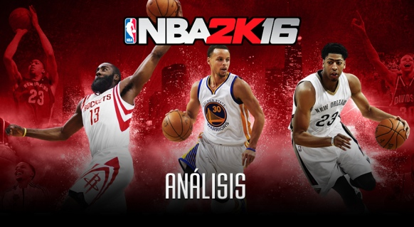 An�lisis de NBA 2K16