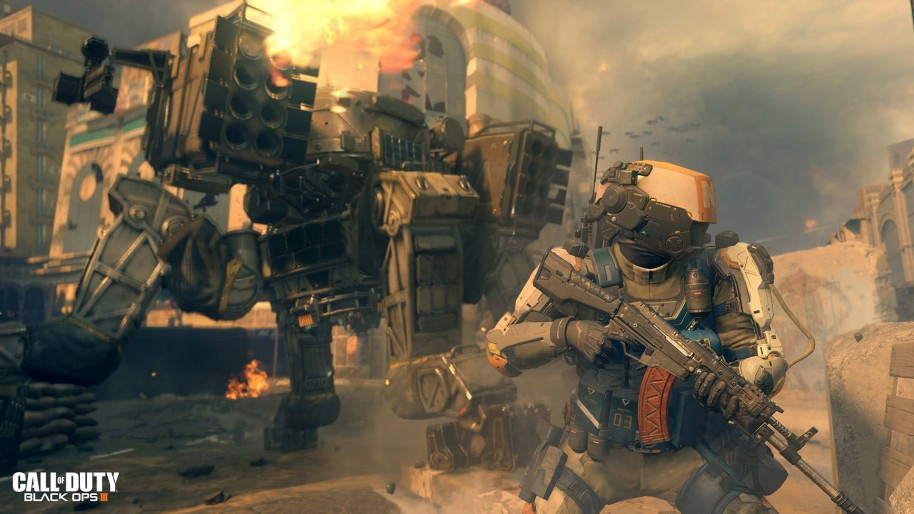 Black Ops III Gameplay/Trailer