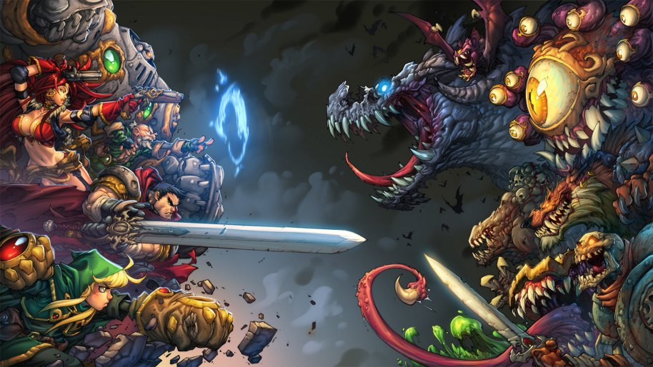 Battle Chasers Nightwar Xbox One