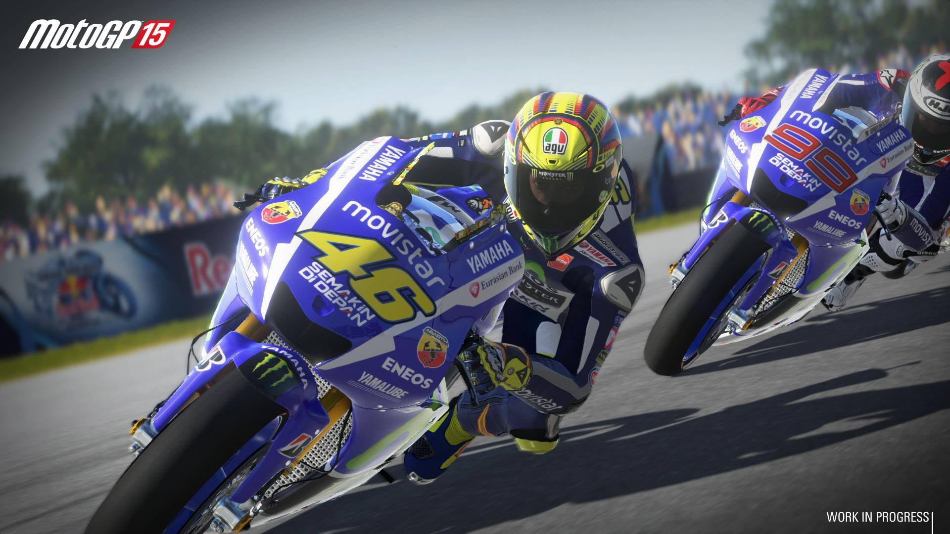 MotoGP 15 - PS4 (PC X360 XOne PS3)