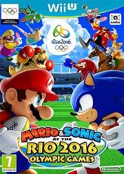 Mario y Sonic: JJOO - Río 2016 Wii U