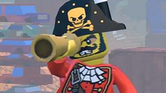 Video LEGO Worlds, Tráiler de Lanzamiento