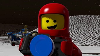 Video LEGO Worlds, Classic Space Pack (DLC)