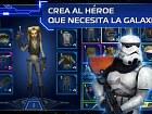 Star Wars Revolución - Pantalla