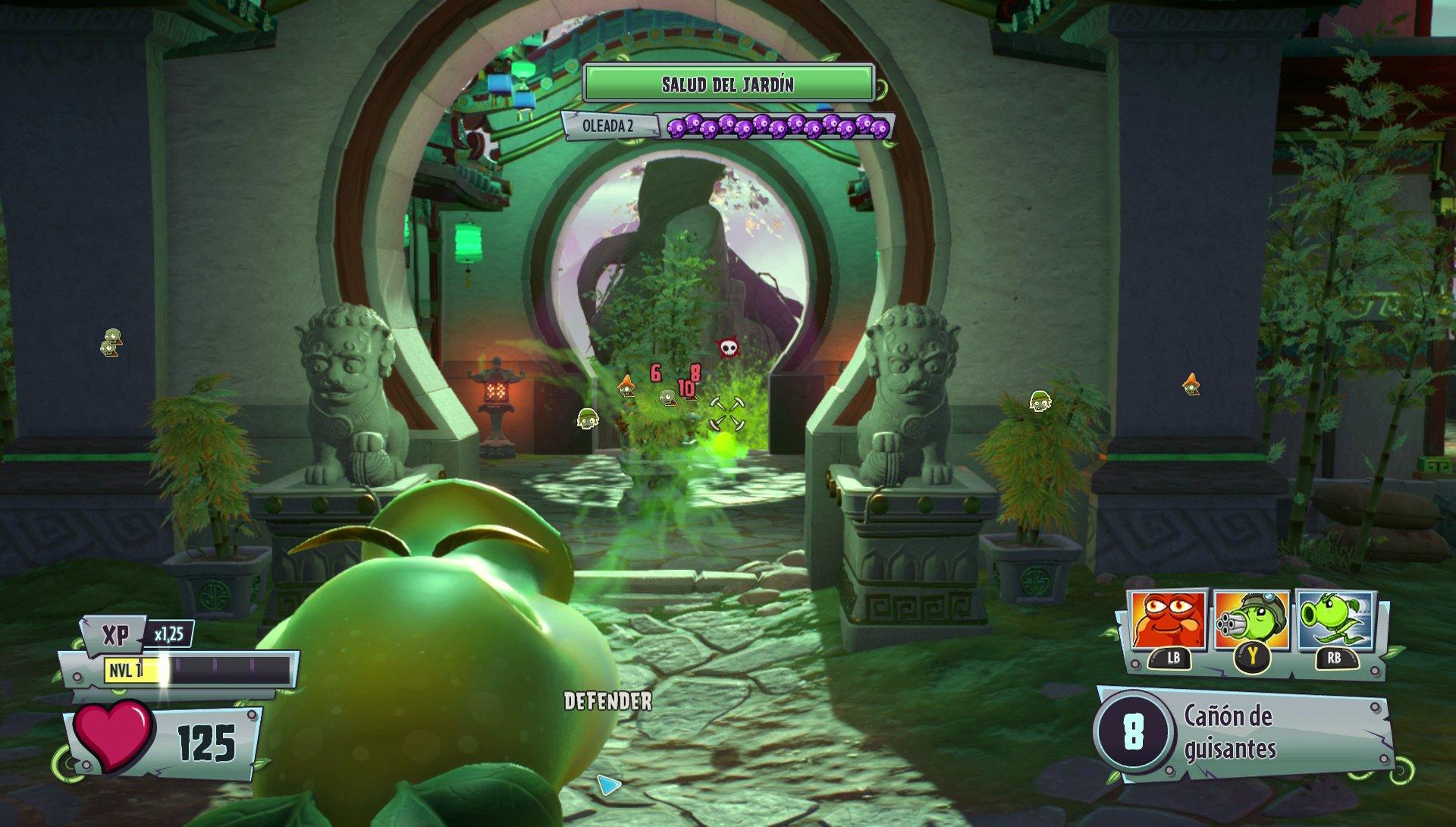 Plants Vs Zombies Garden Warfare 2 Para Pc 3djuegos