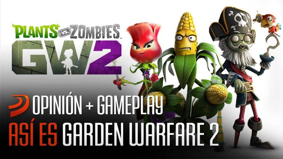Video An Lisis De Plants Vs Zombies Garden Warfare 2 Pc