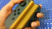 Nintendo Switch: Crean un adaptador para jugar con una sola mano