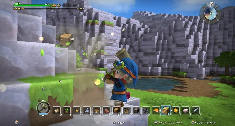 Dragon Quest Builders: Tres razones para descubrir Dragon Quest Builders en Nintendo Switch