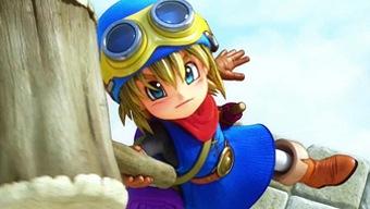 Video Dragon Quest: Builders, Become a Legendary Builder